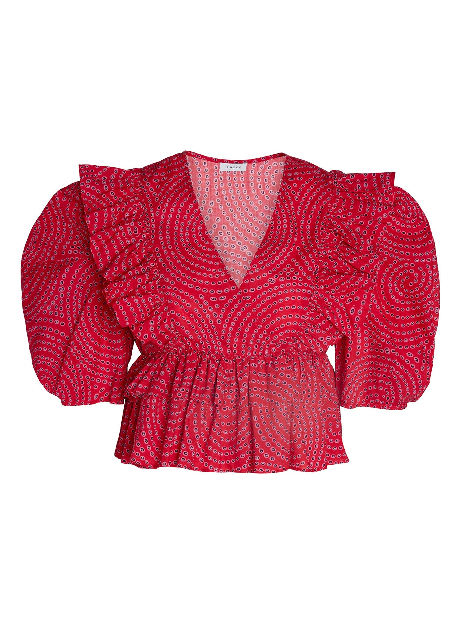 Elodie Top | Red Trail