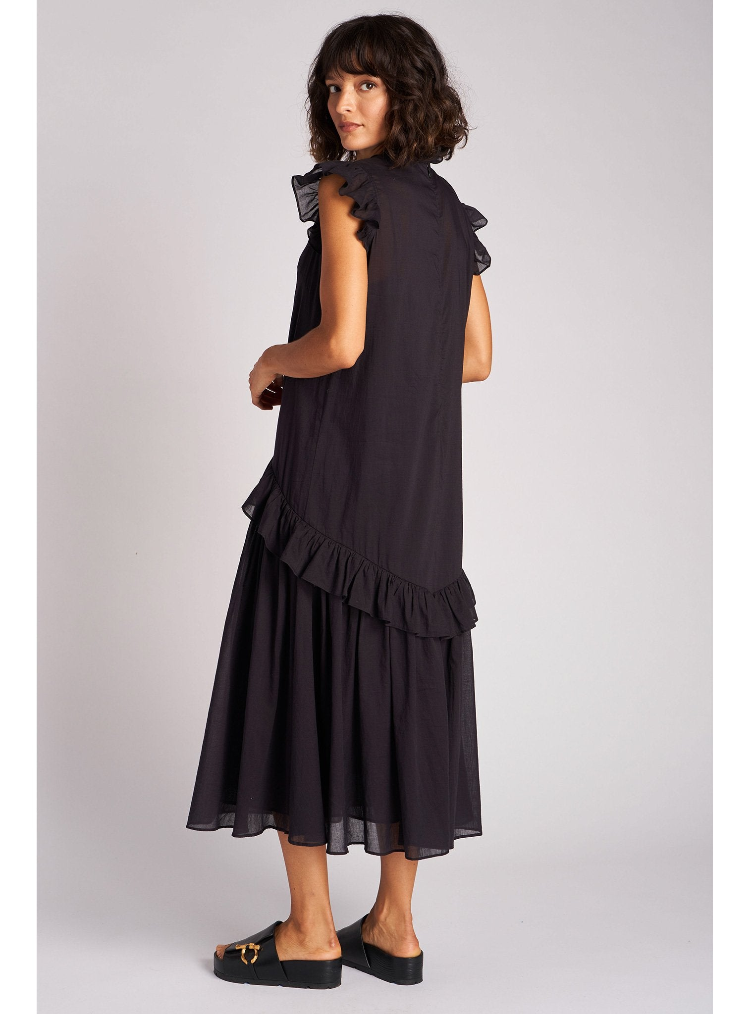 Mary Dress | Black