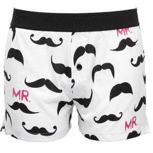 Men's Mustache Boxers - Bearified Gear
