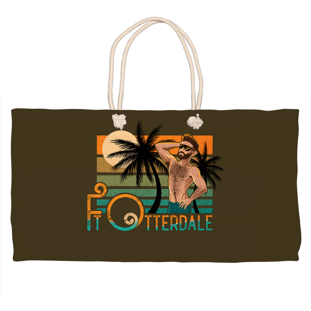 Ft Otterdale Weekender Tote Bag - Bearified Gear