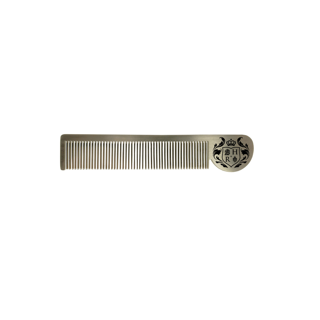 Mustache Comb No.1 details - Bearified Gear