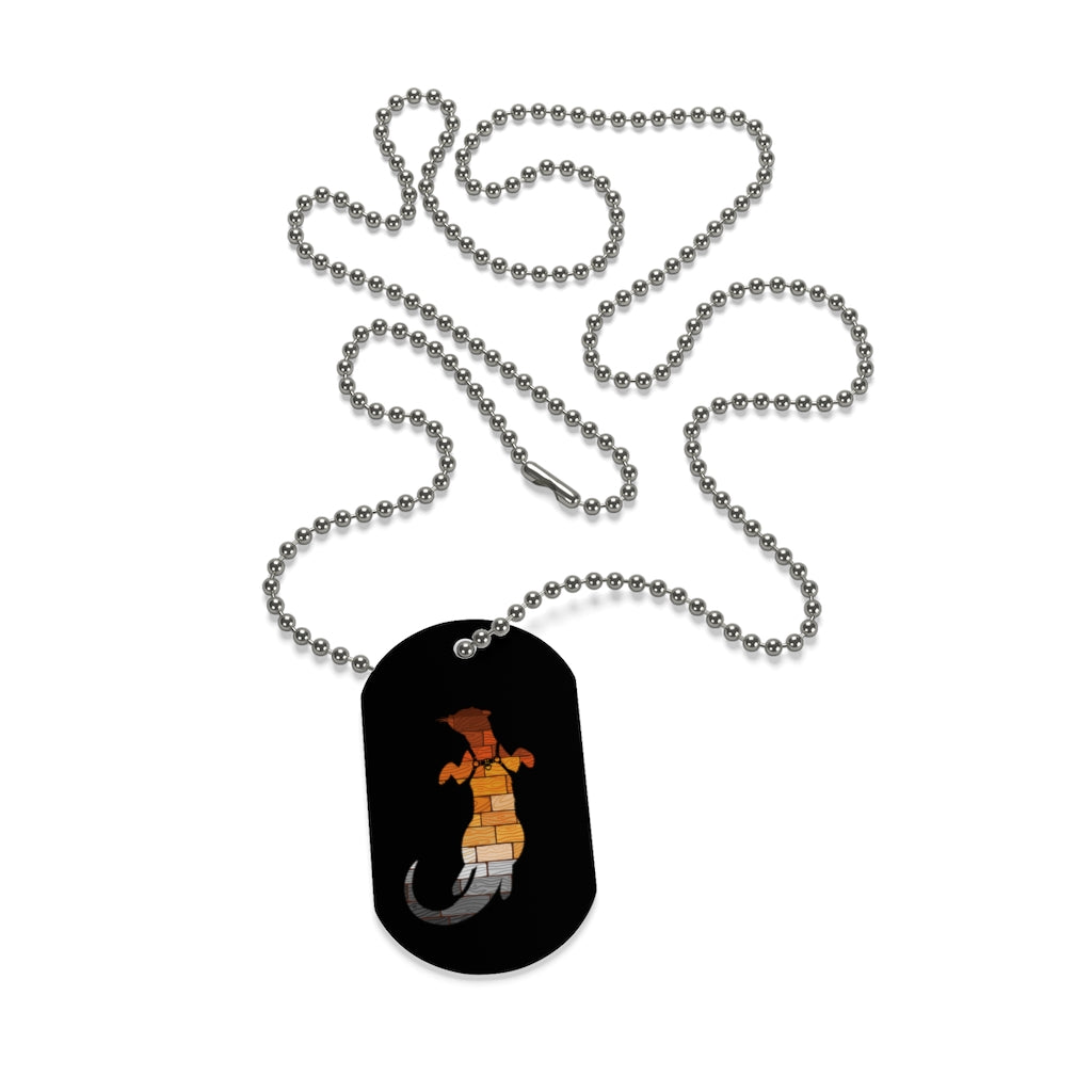 Otter Pride Harness Dog Tag - Bearified Gear