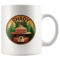 Shady Pines Mug - Bearified Gear