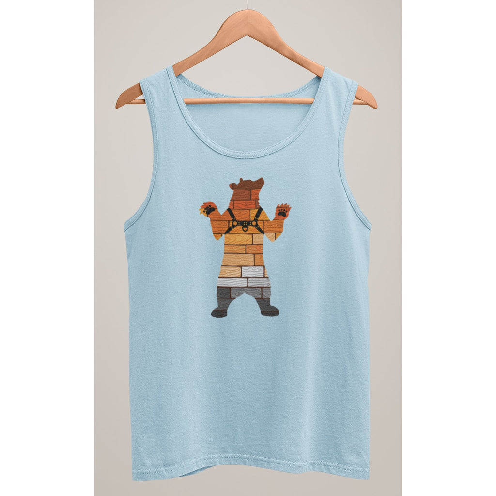 Bear Pride Harness Tank Top - Bearified Gear