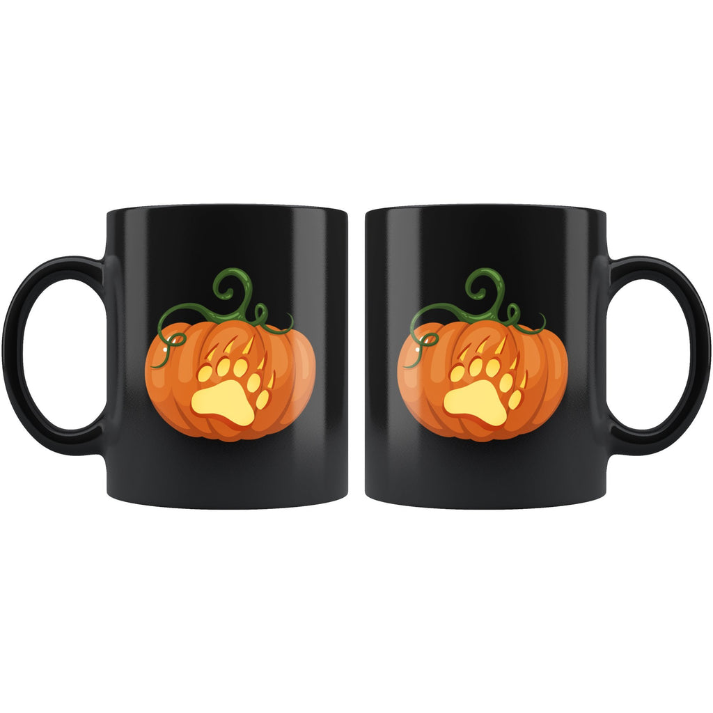 Halloween Bear Paw Mug - FREE Shipping - Bearified Gear