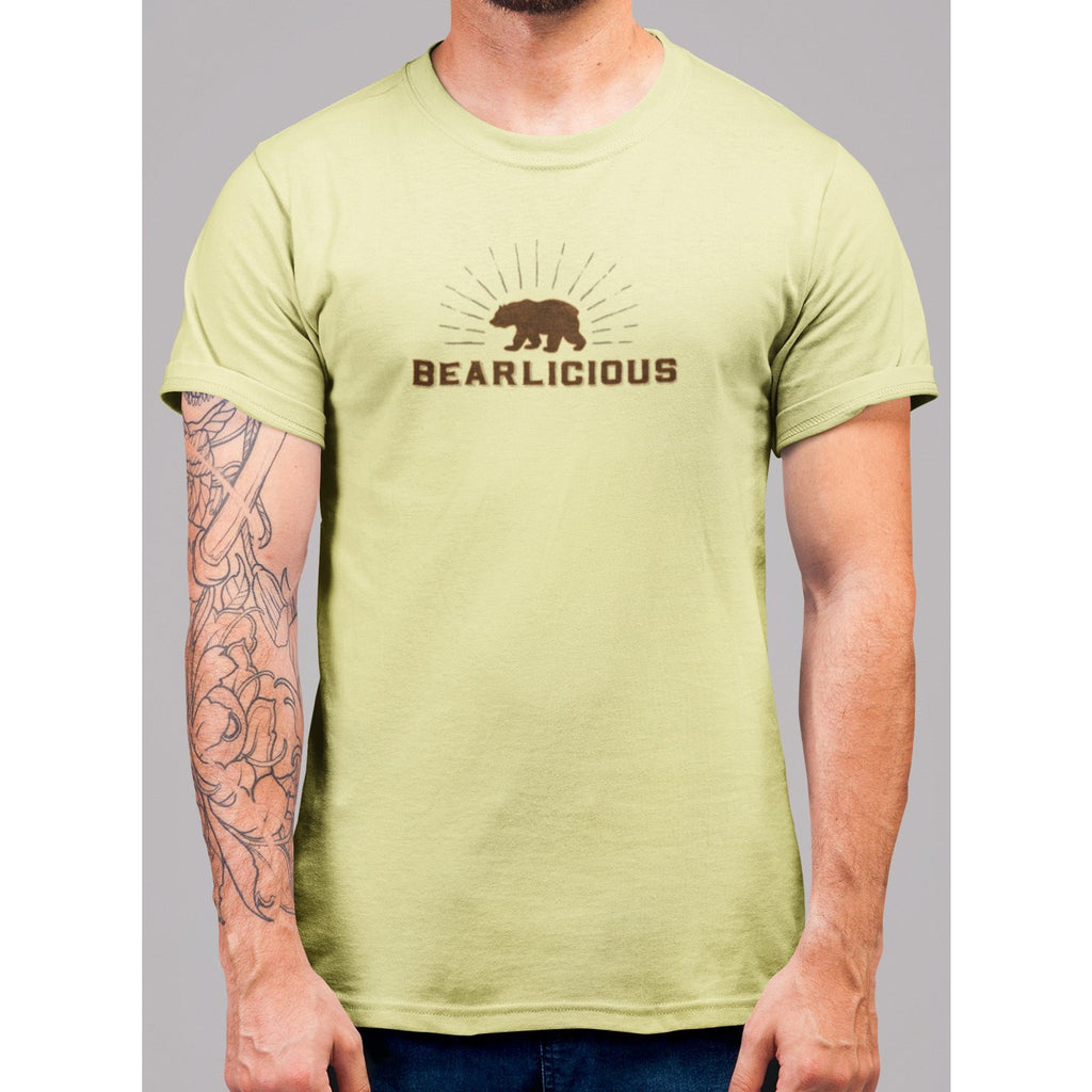 Bearlicious T-Shirt - Bearified Gear