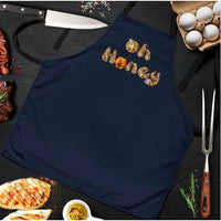 Oh Honey Adjustable Apron - Bearified Gear