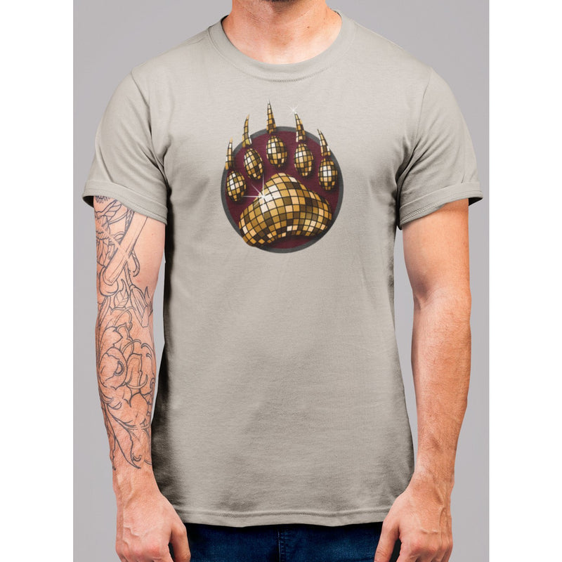 Disco Paw T-Shirt - Bearified Gear