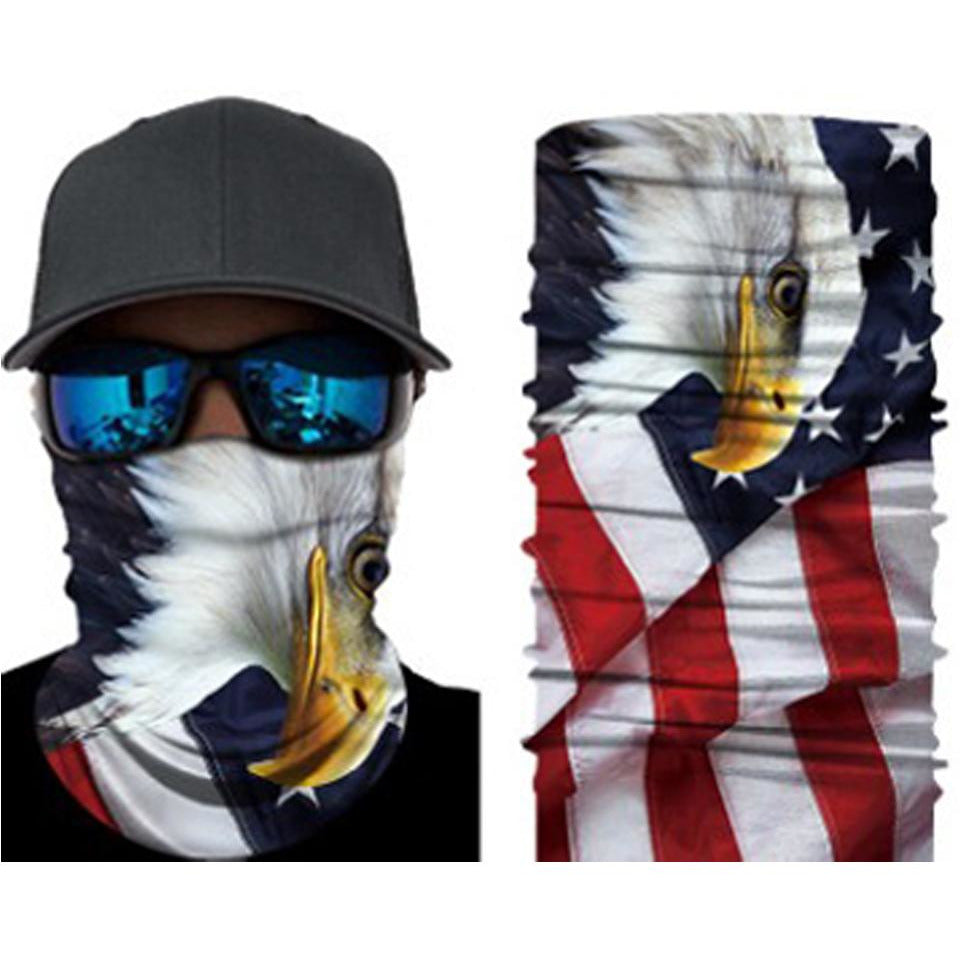 American Pride Neck Gaiter & Face Mask - Bearified Gear