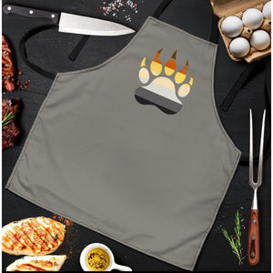 Pride Bear Paw Adjustable Apron - FREE Shipping - Bearified Gear