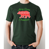 Merry Beary Christmas T-Shirt - Bearified Gear