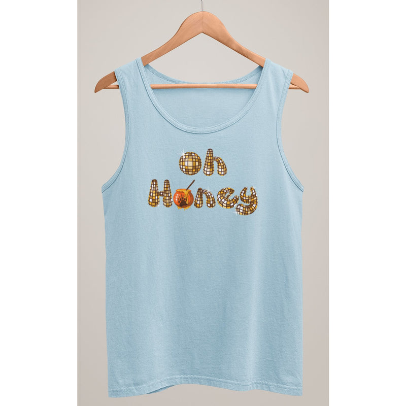 Oh Honey Tank Top - Bearified Gear