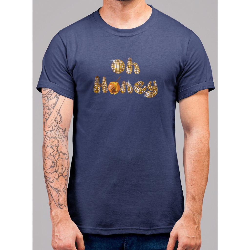 Oh Honey T-Shirt - Bearified Gear