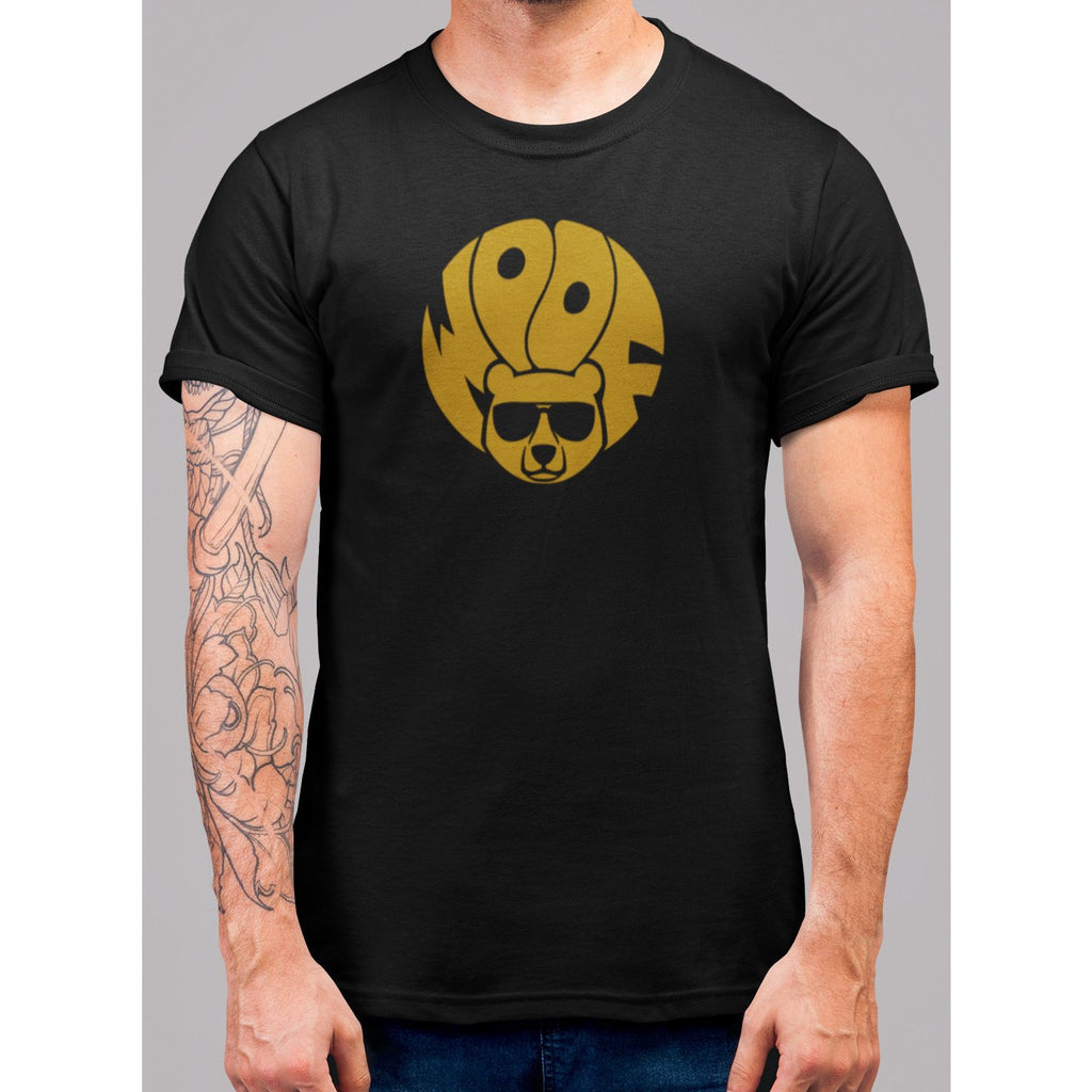 Woof Circle T-Shirt - Bearified Gear