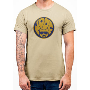 Woof Badge T-Shirt - Bearified Gear