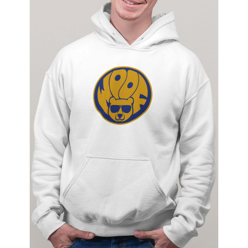 Woof Badge Hoodie - Bearified Gear