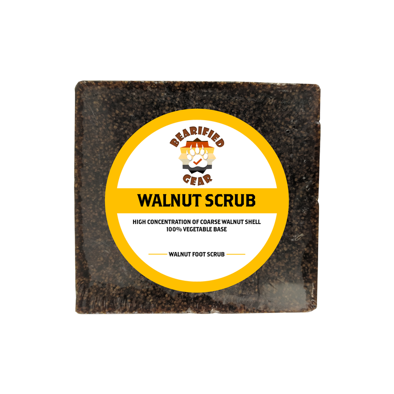 Walnut Scrub - Bearified Gear