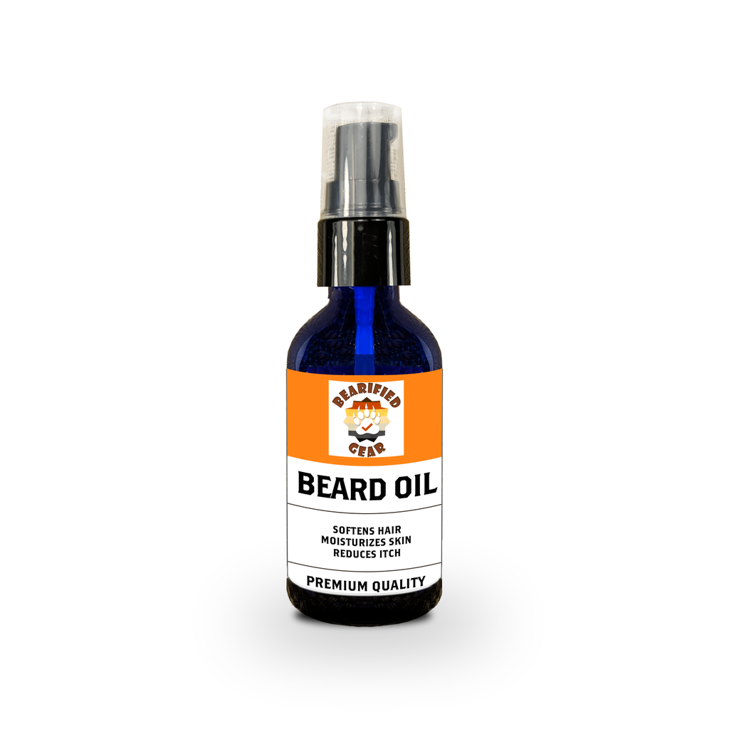 Hair & Skin Oil - FREE Shipping - Bearified Gear