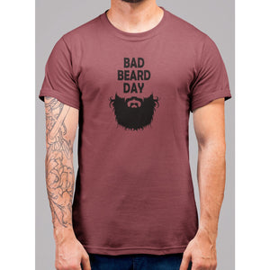 Bad Beard Day T-Shirt - Bearified Gear