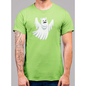 Ghost Bear Halloween T-Shirt - Bearified Gear