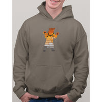 Bear Pride Harness Hoodie - Bearified Gear