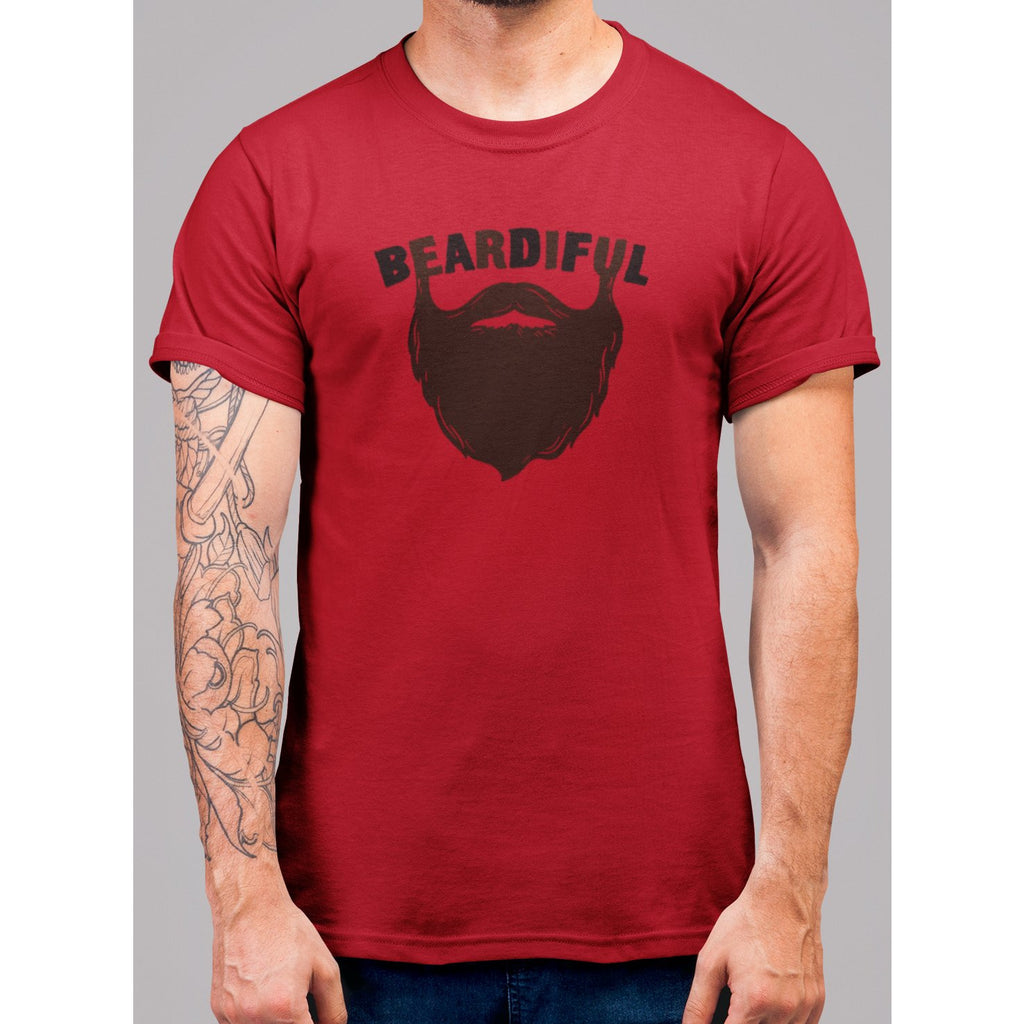 Beardiful T-Shirt - Bearified Gear