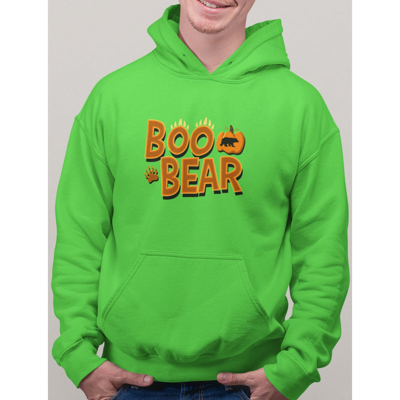 Boo Bear Halloween Hoodie - Bearified Gear