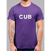 Cub Wording T-Shirt - Bearified Gear