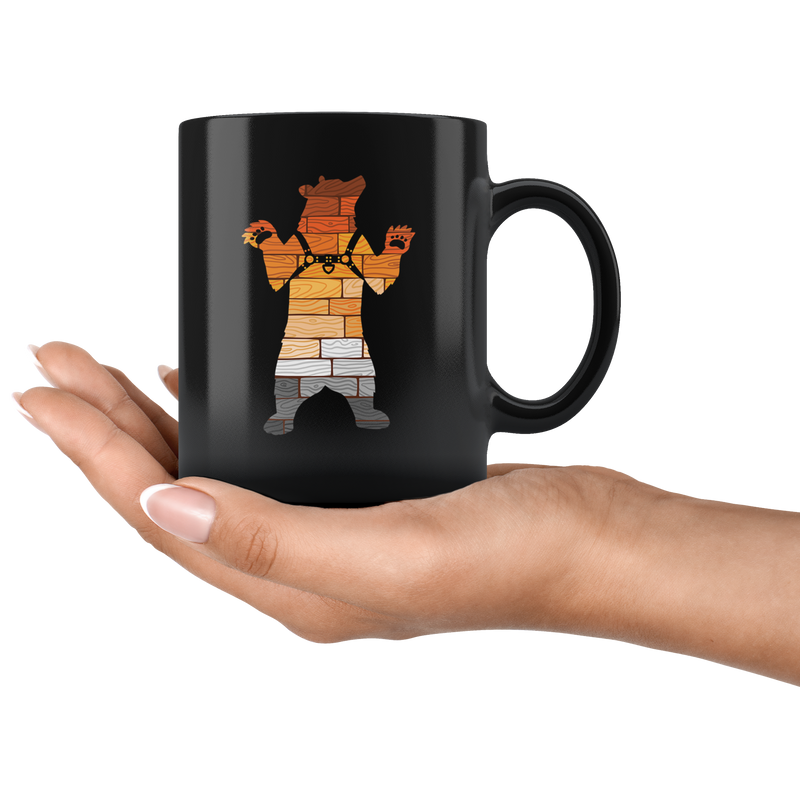 Bear Harness Mug - Bearified Gear