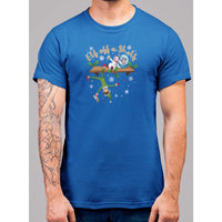 Elf Off A Shelf Christmas T-Shirt - Bearified Gear