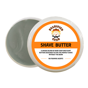 Shaving Butter - FREE Shipping - Bearified Gear