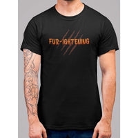 Fur-ightening Halloween T-Shirt - Bearified Gear