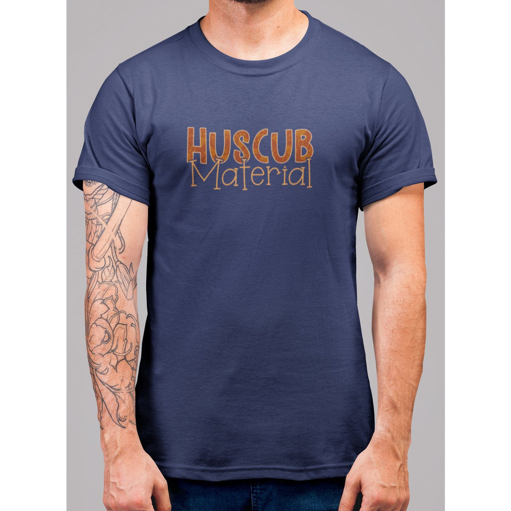 Huscub Material T-Shirt - Bearified Gear