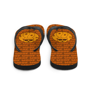 Woof Flip Flops - Bearified Gear
