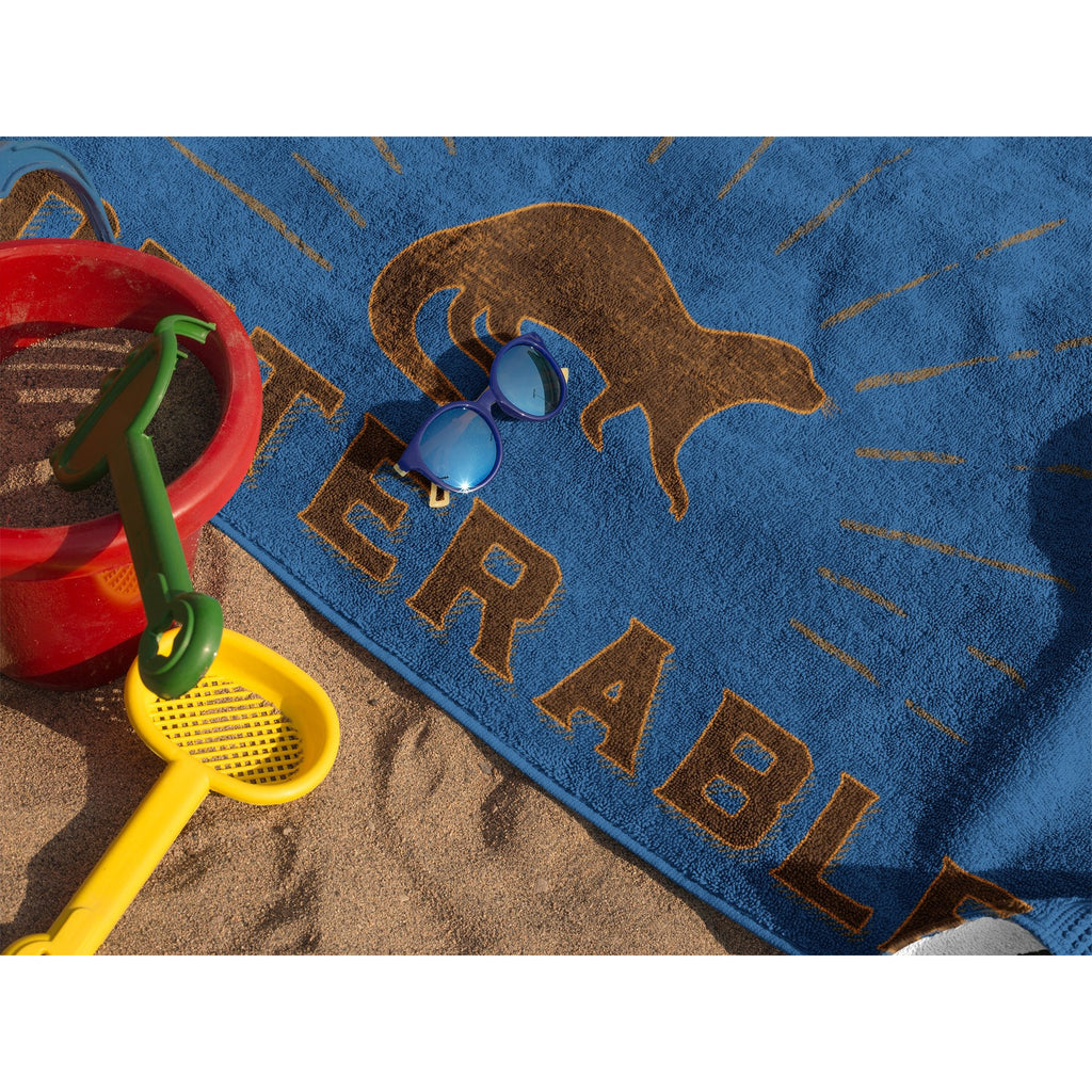 Otterable Beach Towel - FREE Shipping - Bearified Gear