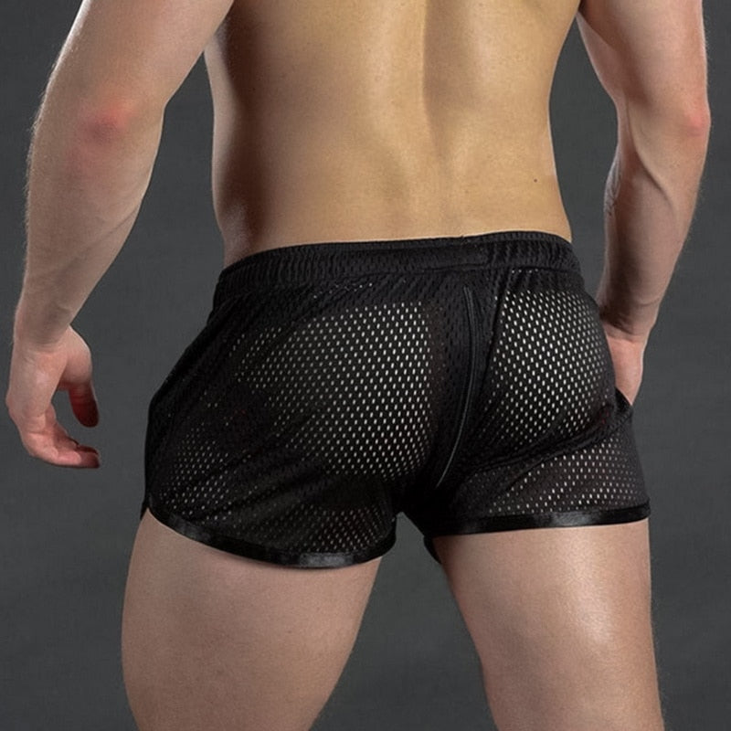 Men's Mesh Breathable Quick Dry Shorts - Bearified Gear
