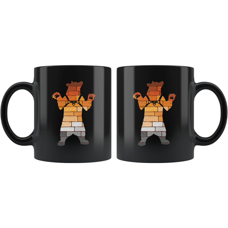 Bear Harness Mug - FREE Shipping - Bearified Gear