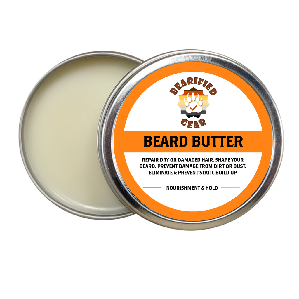 Beard Butter FREE Shipping - Bearified Gear