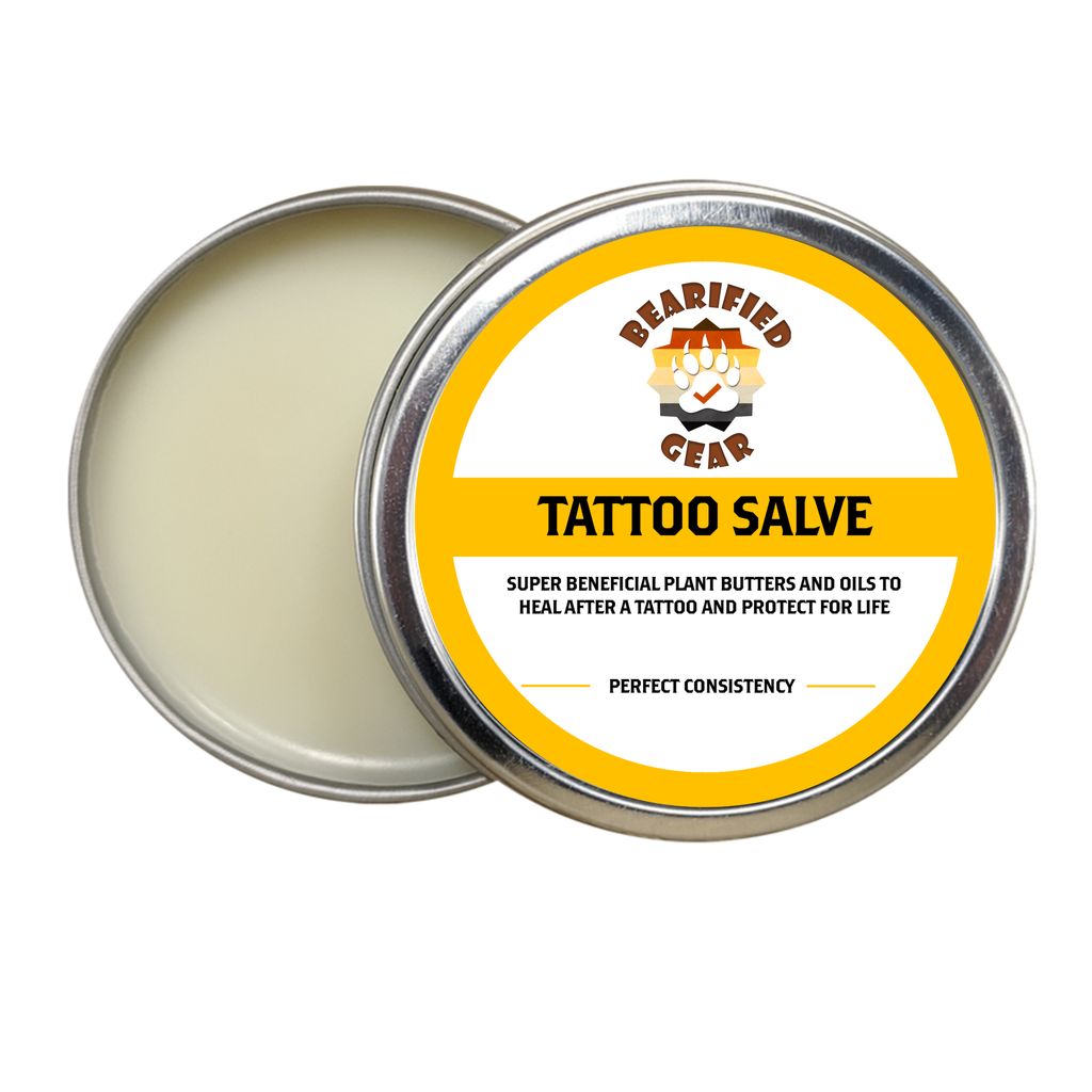 Tattoo Salve - FREE Shipping - Bearified Gear