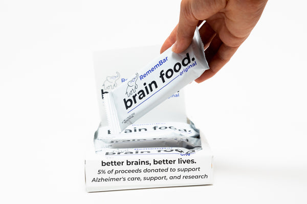 Original Brain Food Bar (7 Bar Box)