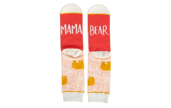 Socks, Mama Bear, Womens