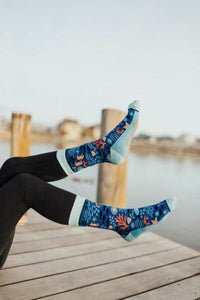 Socks, Under the Sea, Womens