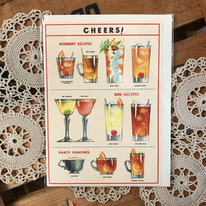 Cheers! Greeting Card
