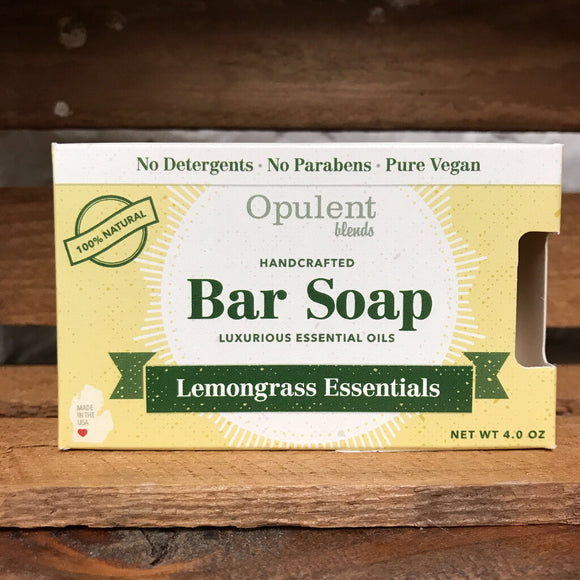 Bar Soap, Lemongrass (4707761356938)