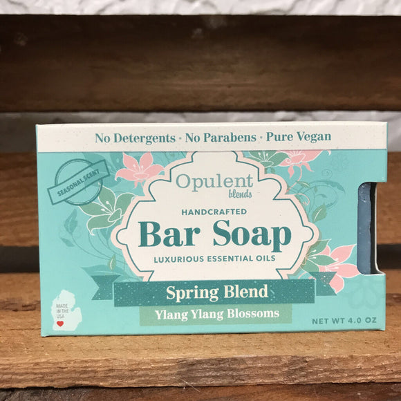Bar Soap, Spring Blend (4707760701578)