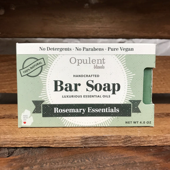 Bar Soap, Rosemary (4707759128714)