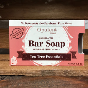 Bar Soap, Tea Tree (4707756081290)