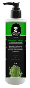 TEA-TREE & LEMONGRASS AFTERSHAVE LOTION