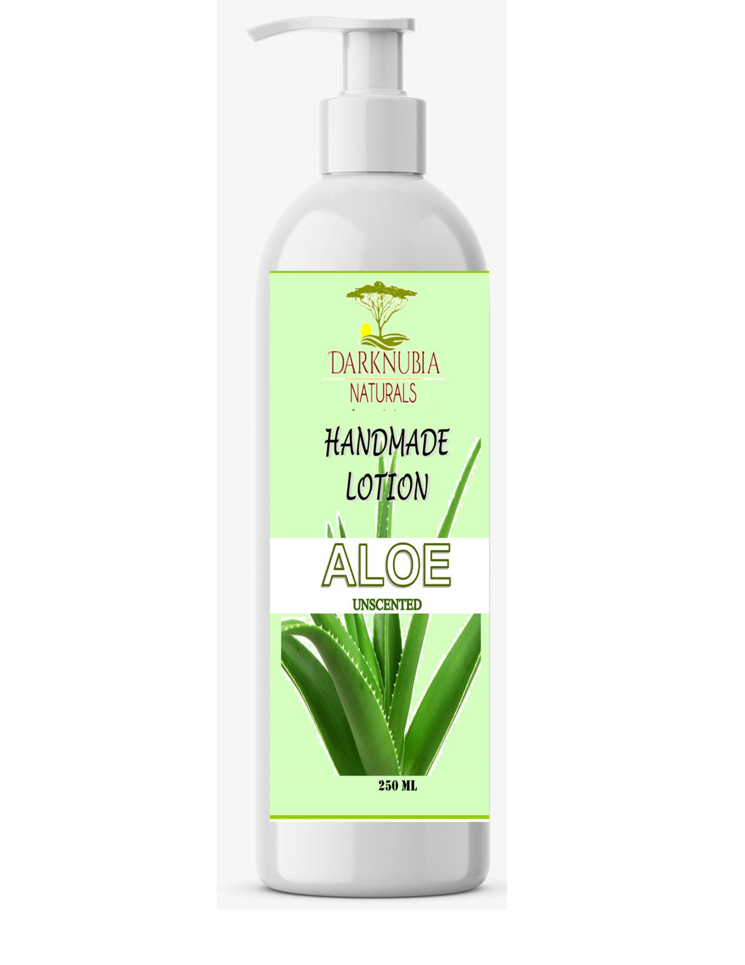 aloe lotion (unscented)