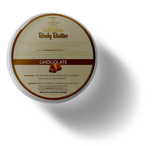 Load image into Gallery viewer, (CHOCOLATE) GOLD BODY BUTTERS